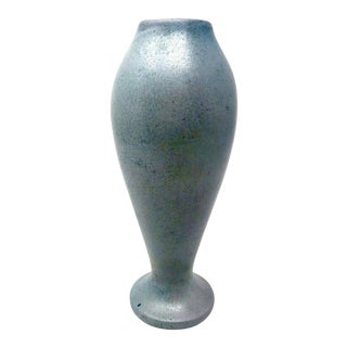 Mid 20th Century Peters & Reed Art Deco Pottery Tulip Vase For Sale