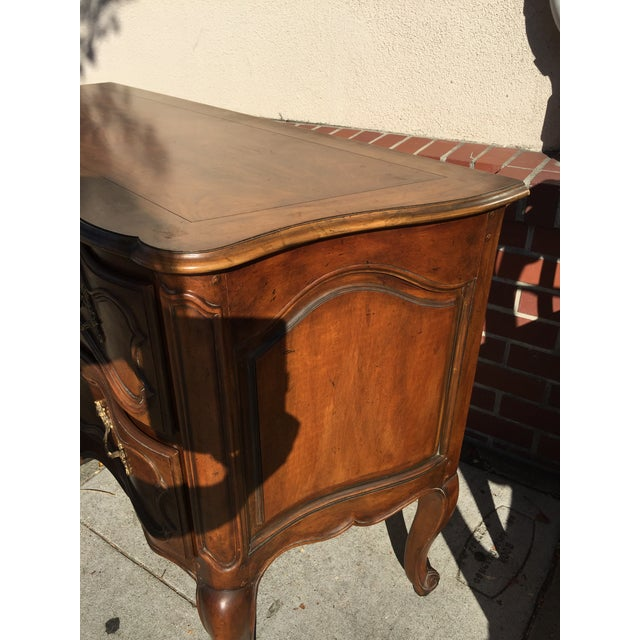 French Provincial French Louis XV Style Chest Dresser For Sale - Image 3 of 9