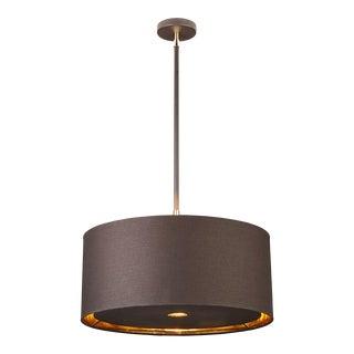 Balance Brown/Polished Brass Pendant