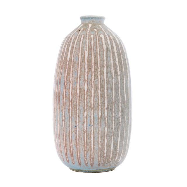 Ceramic Clyde Burt Ceramic Vase For Sale - Image 7 of 7