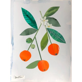 Dose of Vitamin C 2 by Meg Britten Painting For Sale