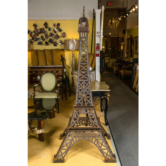 Eiffel Tower Sculpture - Image 3 of 9