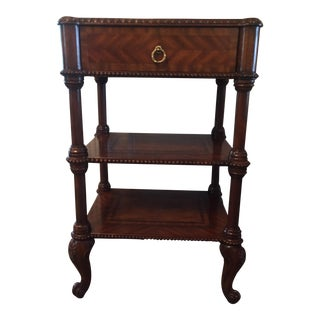 Maitland Smith 3 Tier Side Table