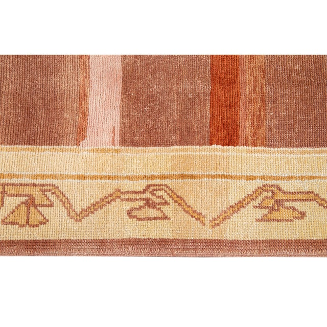 21st Century Contemporary Kars Wool Rug For Sale - Image 9 of 13