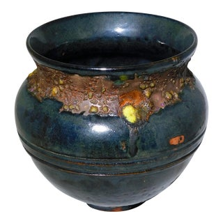 """Hammond"" Ceramic Vessel by Andrew Wilder For Sale"