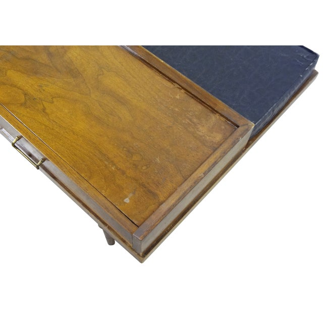 American of Martinsville Coffee Table Bench - Image 2 of 10