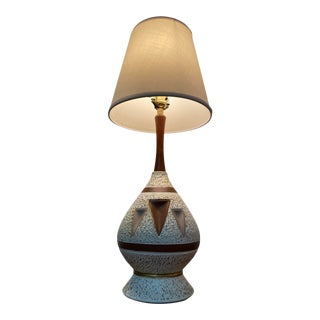 Mid-Century Table Lamp For Sale