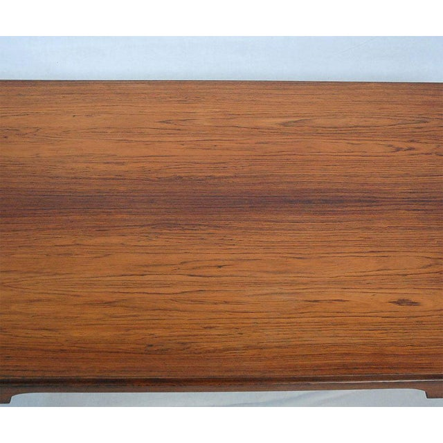 Brown Frits Henningsen Coffee Table For Sale - Image 8 of 9