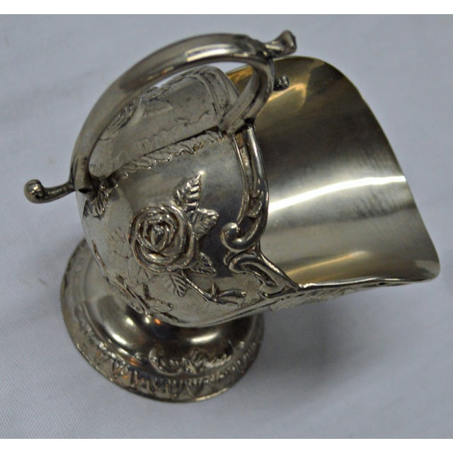 Silver Plated Sugar Dispenser - Image 4 of 6