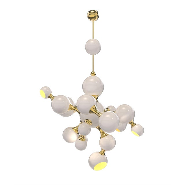 Abstract Atomic Pendant From Covet Paris For Sale - Image 3 of 13