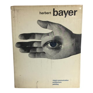 1967 Herbert Bayer Coffee Table Book For Sale