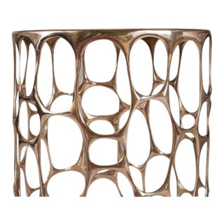 """Homage to Gaudi"" Side Table by Nick King"