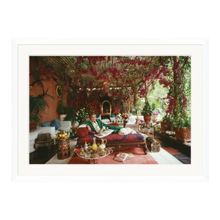 "Slim Aarons, ""Adolfo De Velasco,"" April 1, 1988 Getty Images Gallery Art Print For Sale"