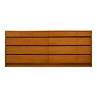 Danish Modern Teak Dresser by Nordisk Andels-Eksport For Sale