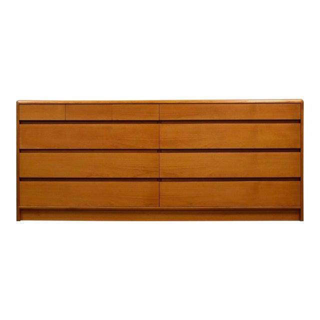 Danish Modern Teak Dresser by Nordisk Andels-Eksport For Sale