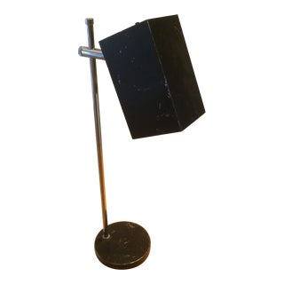 Vintage Sonneman Style Lamp For Sale