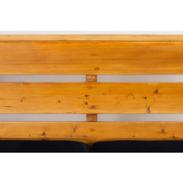 Bench for Marie Blanche Hotel by Charlotte Perriand For Sale In Chicago - Image 6 of 11