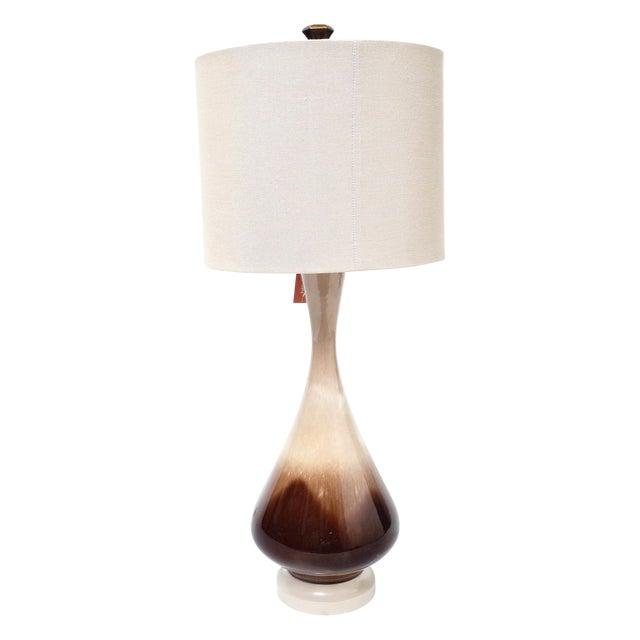 Brown Dip Lamp - Image 1 of 5