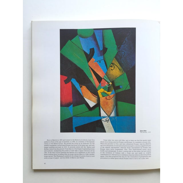 """"""" Cubists & Cubism """" Rare Vintage 1982 1st Edtn Large Iconic Volume Collector's Modern Art Book For Sale - Image 10 of 13"""