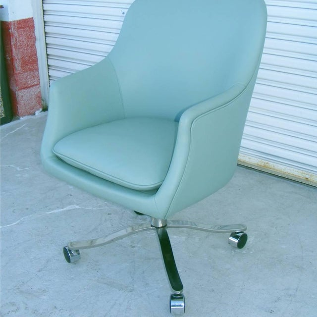 Wondrous One Vintage Mid Century Zographos Alpha Desk Chair Home Interior And Landscaping Ponolsignezvosmurscom