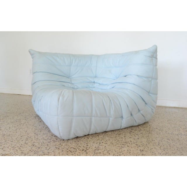 """2000 - 2009 Ligne Rose """"Togo"""" 3 Piece Sectional by Michel Ducaroy For Sale - Image 5 of 11"""