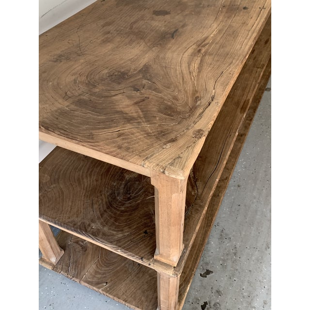 Late 19th Century French Draper Table For Sale - Image 4 of 12