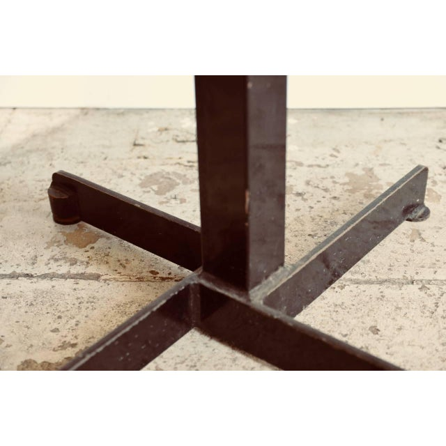 Pentagonal Pine Table by Charlotte Perriand for 'Les Arcs' Ski Resort For Sale In Los Angeles - Image 6 of 9
