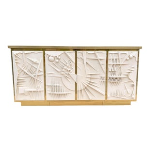 """Which Direction"" Sideboard For Sale"