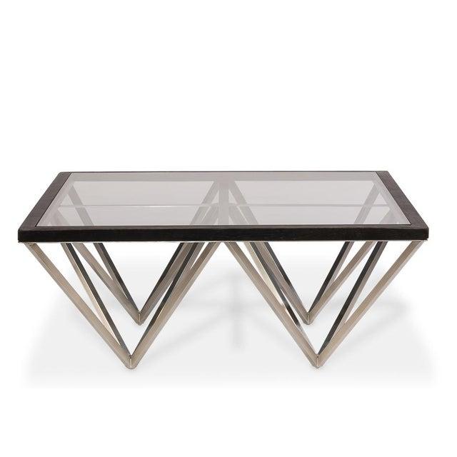 Sarreid Ltd the Louvre Cocktail Table - Image 2 of 4