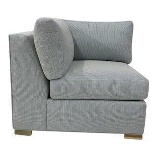 Century Furniture Landon Outdoor Corner Chair For Sale