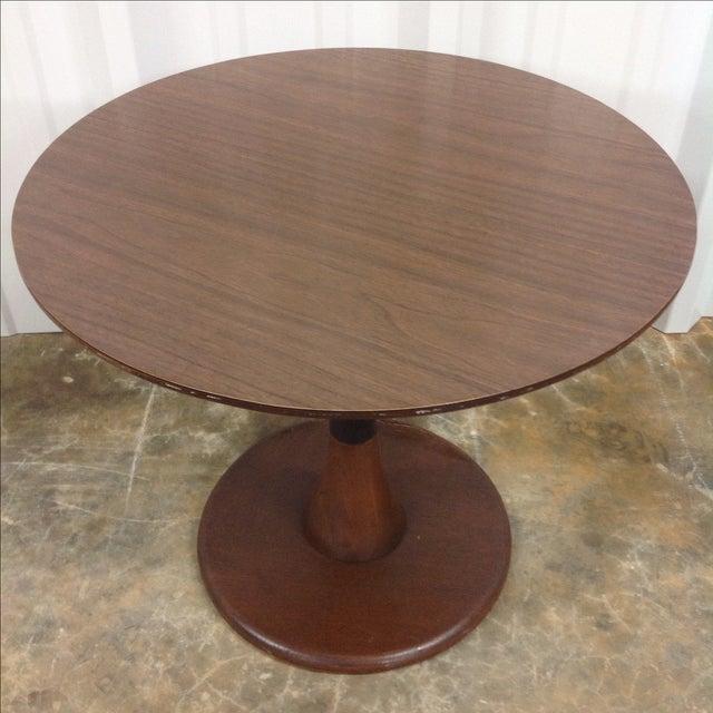 Kipp Stewart for Drexel Tulip Style Table - Image 4 of 4