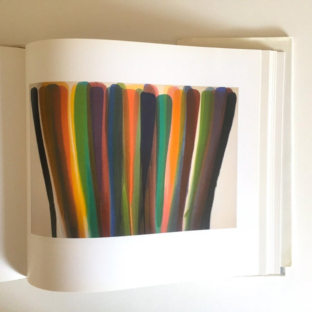 """Vintage 1st Edtn """"Morris Louis Moma"""" Collector's Abstract Expressionist Art Book, 1986 For Sale - Image 12 of 13"""