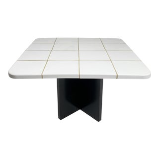 Custom Italian Dining Table For Sale