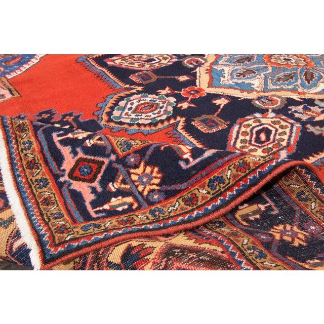 Boho Chic Apadana-Persian Rug - 7′2″ × 10′7″ For Sale - Image 3 of 4