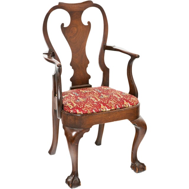 Early 18th Century George I Armchair For Sale