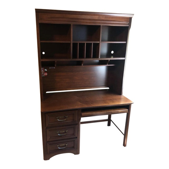 Stanley Young America Hutch Desk For Sale