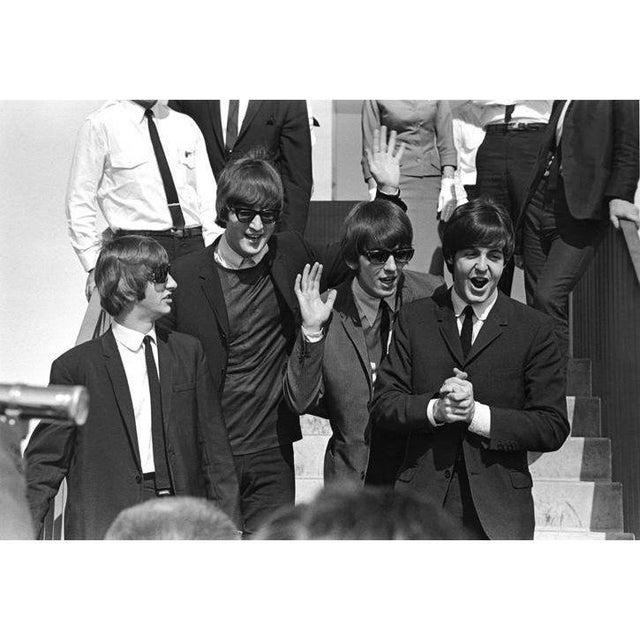 The Beatles (Ringo Starr, John Lennon, George Harrison, Paul McCartney) 1966 - Image 5 of 5