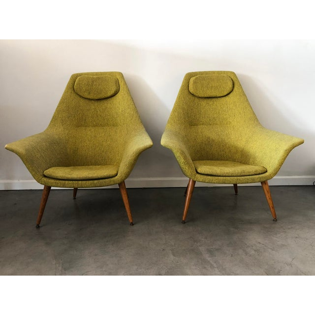 Metal Torbjorn Adfal Butterfly Chairs, a Pair For Sale - Image 7 of 9