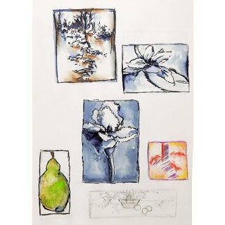 Pen & Ink Drawing Studies For Sale