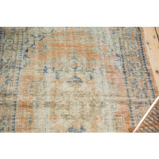"Vintage Distressed Oushak Rug - 3' X 4'10"" Preview"