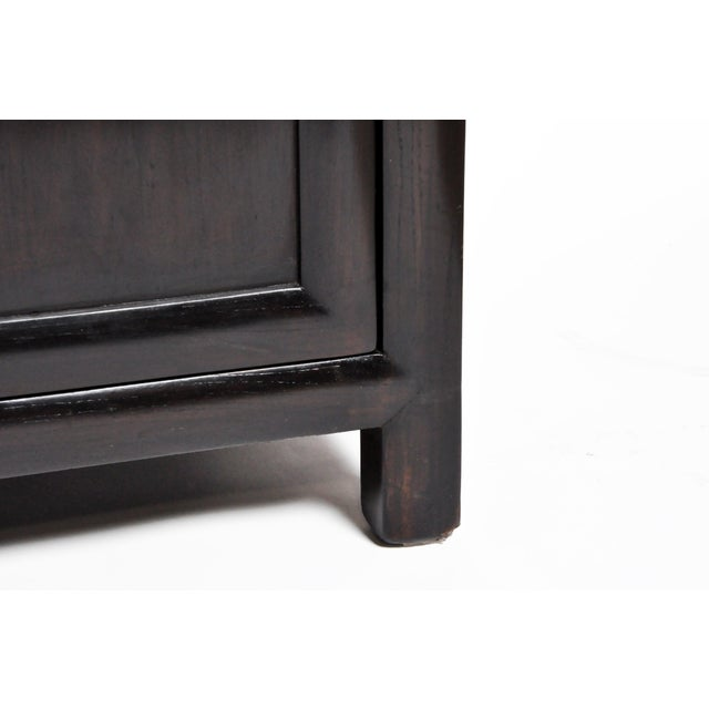 Five-Drawer Chinese Sideboard with Three Shelves For Sale - Image 12 of 13