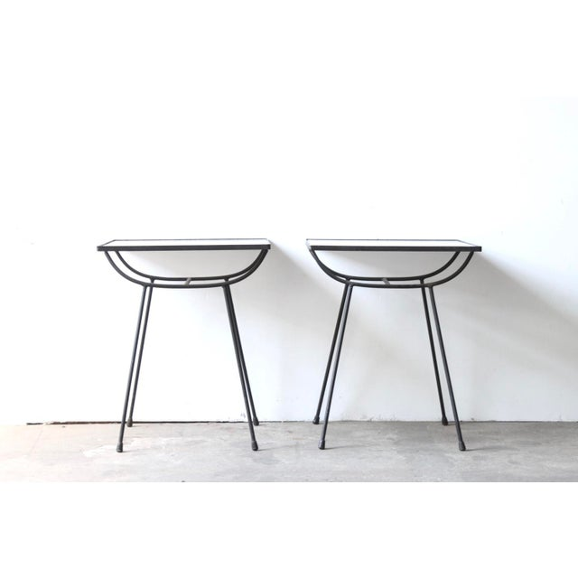 Side Tables by George Nelson for Arbuck - A Pair - Image 2 of 6