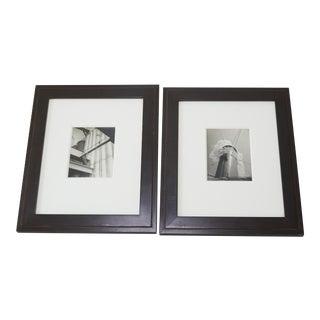 Two Framed 1930s Vintage Gelatin Silver Prints by John Ahern
