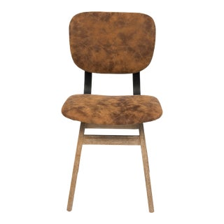 Sarreid Ltd. Ash Wood Larry's Chair - Set of 2 For Sale