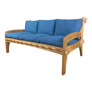 Contemporary Quilpo 2-Seat Sofa by Dan Bursztyn For Sale
