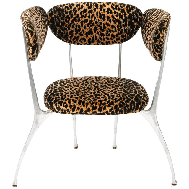 1960s Vintage Shelby Williams Futuristic Chair For Sale