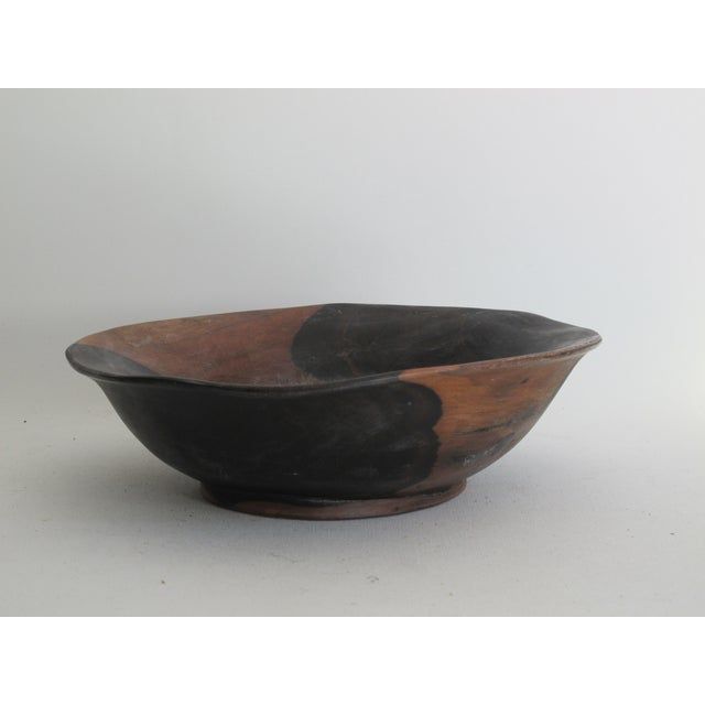 Two-Tone Wood Bowl - Image 4 of 7