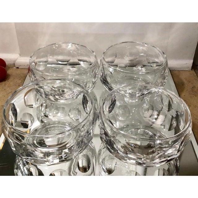 Signed Edinburgh Scottish Crystal Bowls - Set of 16 For Sale In Los Angeles - Image 6 of 7