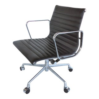 Mid-century Eames Herman Miller Aluminum Group Chair