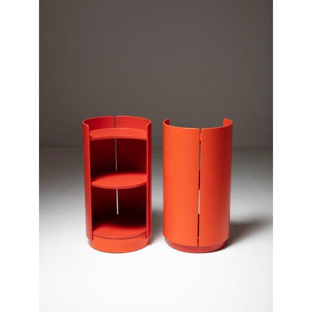 "Kazuhide Takahama ""Torriana"" Case Pieces by Kazuhide Takahama for Gavina For Sale - Image 4 of 7"